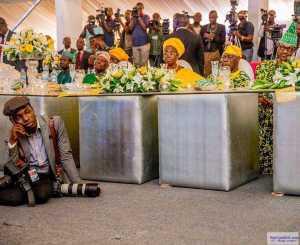 #OgunAt40: See What Pres. Buhari